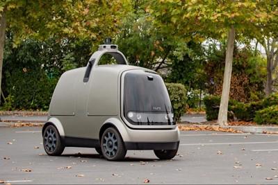 Autonomous Vehicles | E&T Magazine