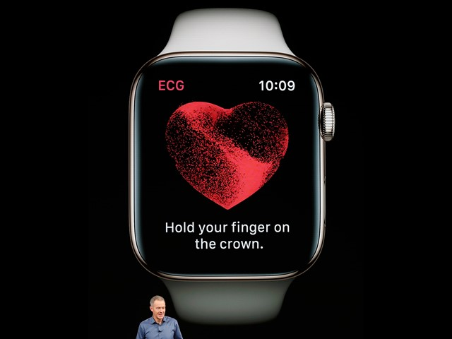 Apple Watches could detect early signs of heart problems