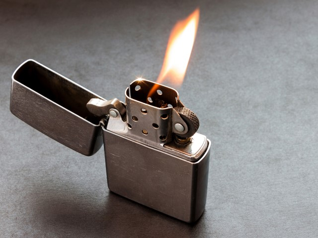 Flame On The Story Of Classic Zippo Lighter