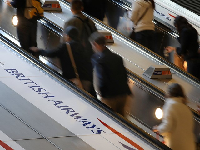 British Airways reveals that data hack may have affected