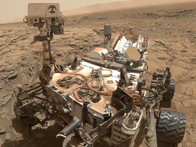 Mars rover 2020 to get a 'SuperCam' designed to search for ...