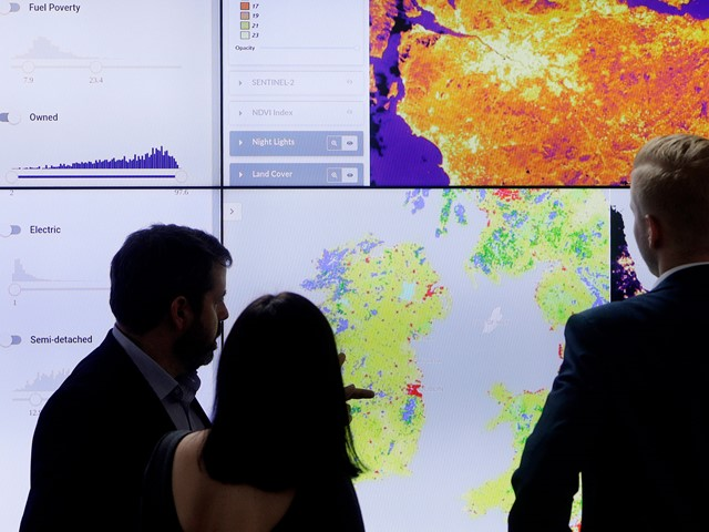 Satellites to track UK areas suffering from poor air quality and low