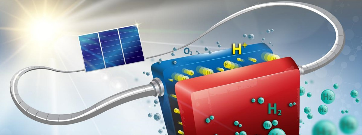 Converting Solar Energy Into Hydrogen Could Solve Storage