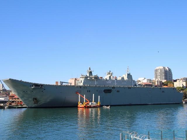 Multi-billion dollar Australian warships under investigation for