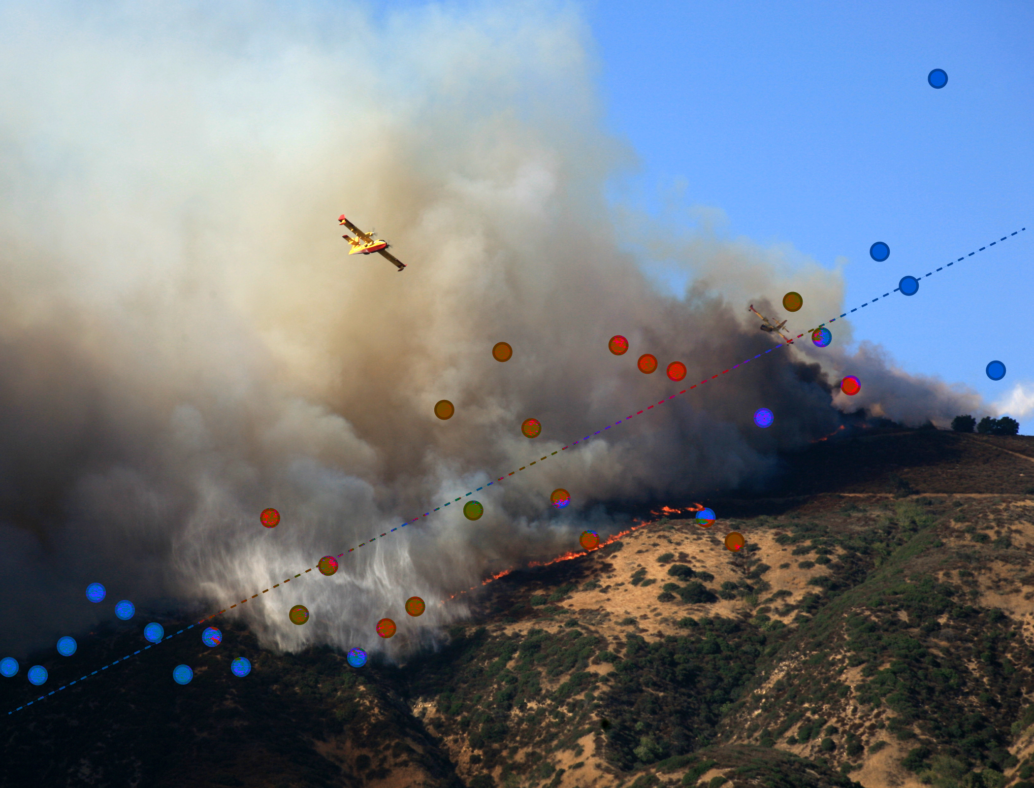 Experts call for tech upgrades to help fight wildfires