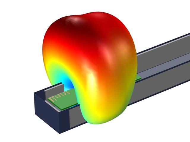 Antenna Design Using Simulation E T Magazine