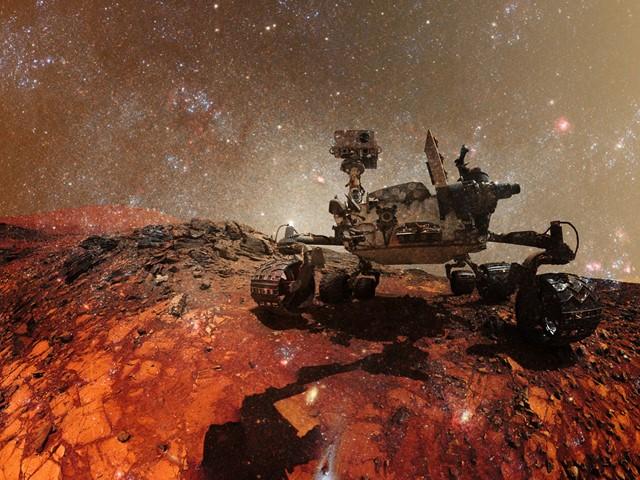 Nasa Mars mission data stolen using Raspberry Pi | E&T Magazine