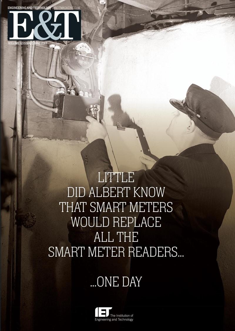 How Smart Is The Uks Meter Project Et Magazine Iet Wiring Regs Books Cover June 2017
