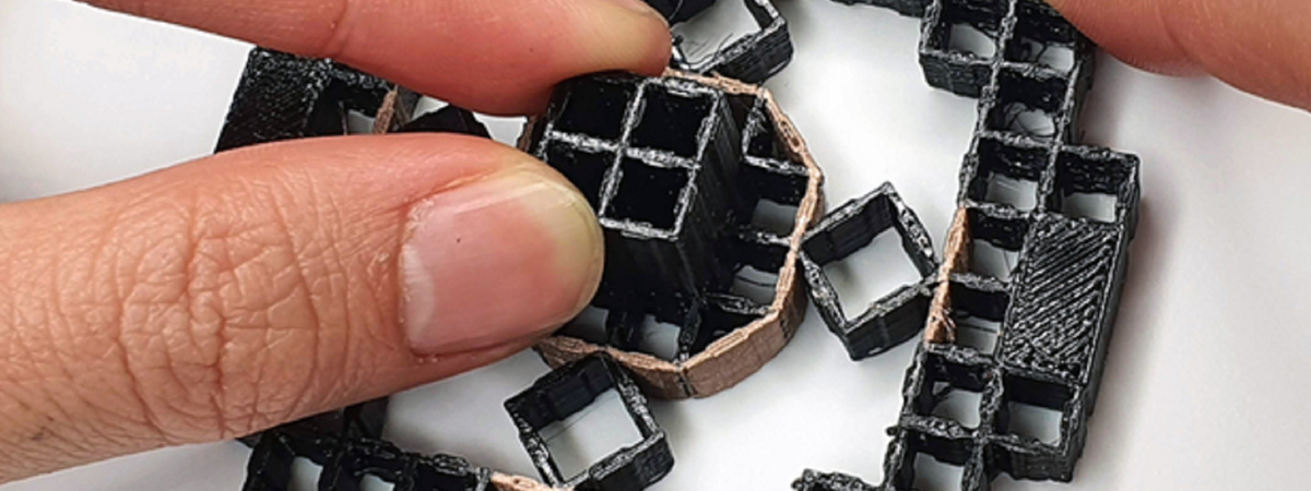 3D-printed sensors a step towards 'intelligent' furniture and custom controls