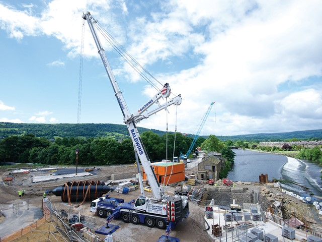 hydroelectric generators tap the backwaters for energy e t magazine