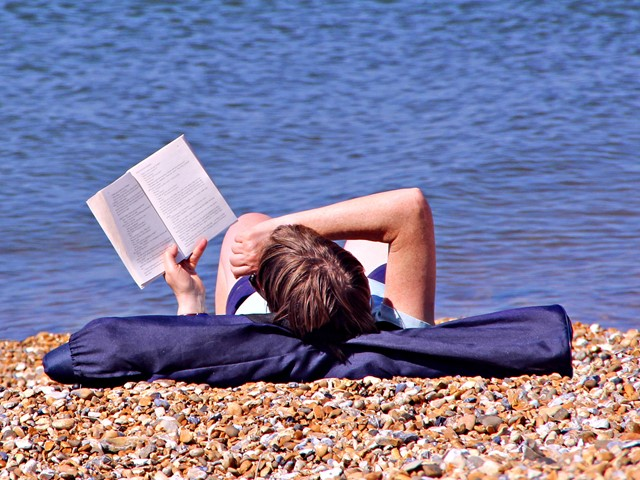Book reviews: Tech fiction ideas for your 2019 summer holiday | E&T