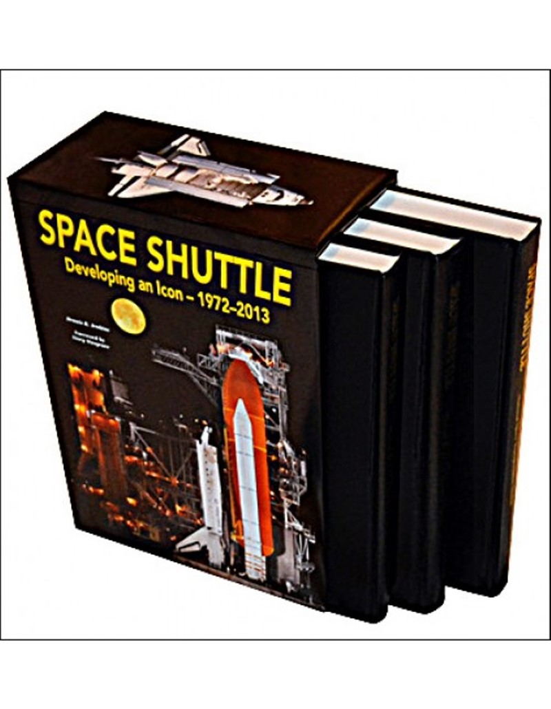 Book Review Space Shuttle Developing An Icon 1972 2013 Et Wiring Regulations Although The Production Of Such A Work Is Never Result Single Persons Efforts Brilliance And Attention To Detail In Concept Due