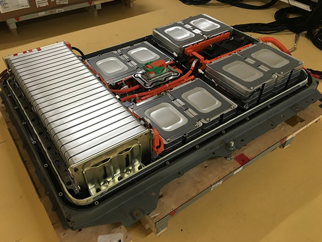 An S First Electric Car Battery Recycling Plant To Old Batteries At Half Price
