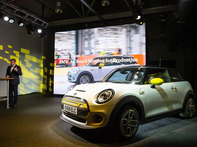 Build A BMW >> Bmw To Build Electric Version Of The Mini At Oxford Plant