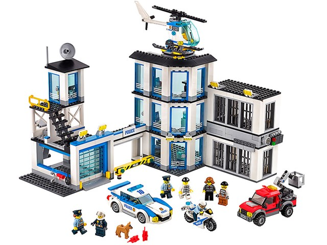 Police Buy Rare Lego Pieces To Educate Firms About Cybercrime Et