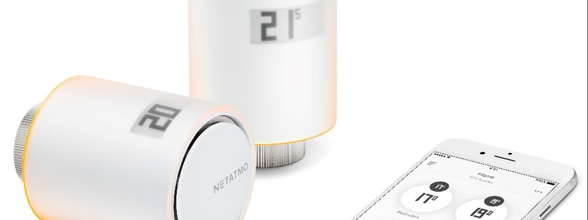hands on review netatmo smart thermostat and radiator. Black Bedroom Furniture Sets. Home Design Ideas