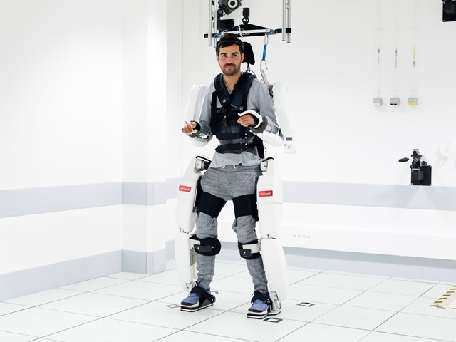 Image result for exoskeleton which helps