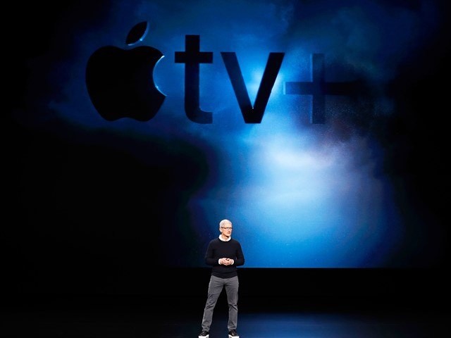 Apple reveals new TV, gaming, news and credit card services | E&T