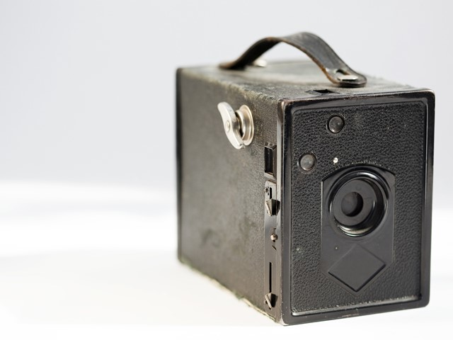 Classic Project Pinhole Camera
