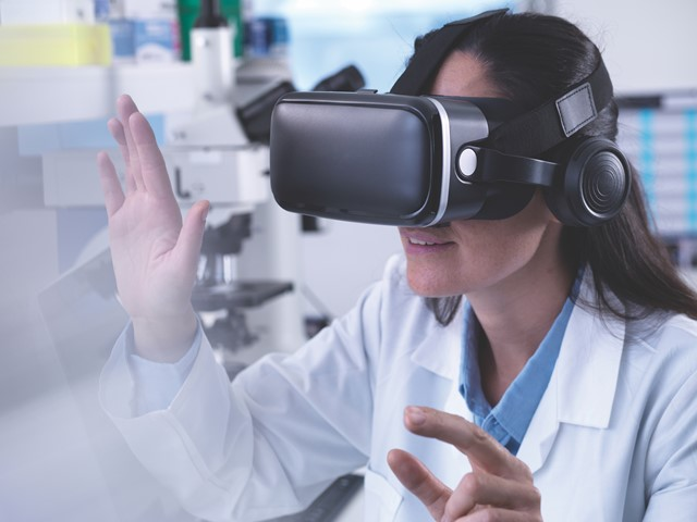 Virtual reality offering a new dimension to surgery | E&T Magazine