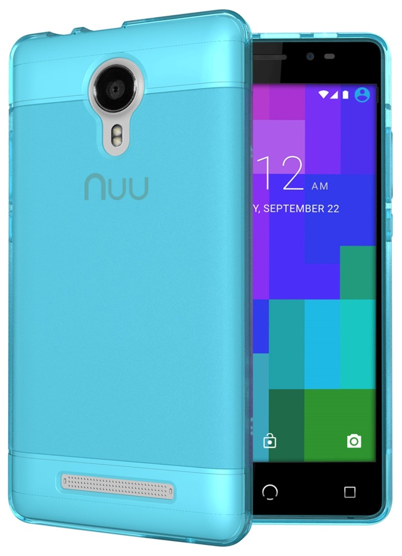 best authentic 0a3c4 0eaf6 Hands-on test: Nuu Mobile A3L budget smartphone | E&T Magazine