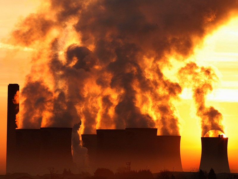 Draft deal proposes cutting EU carbon emissions by 55 per cent by 2030