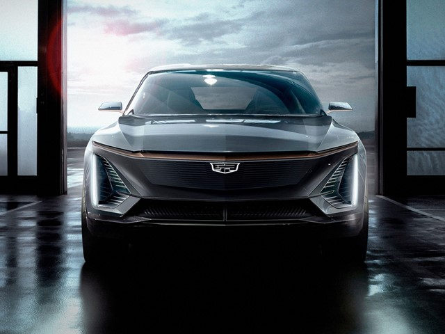 Brand New Cadillac Us Luxury Car Firm Unveils First All Electric