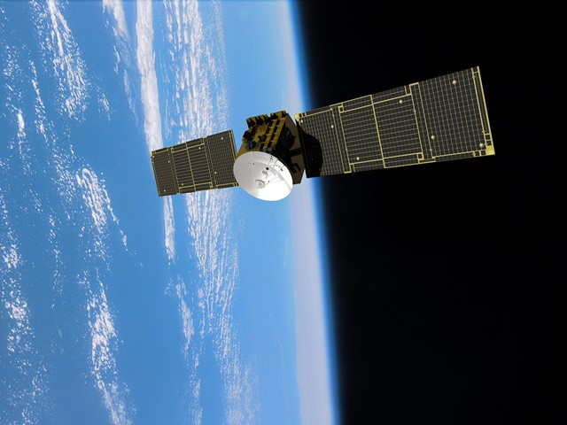 SpaceX launches 60 satellites to create broadband service