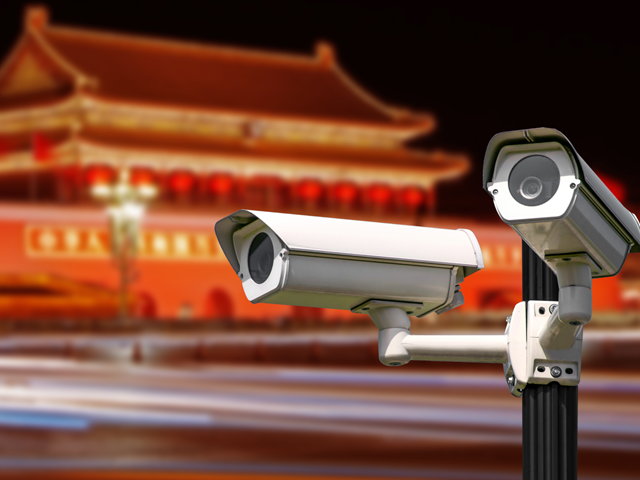 US blacklisting for large Chinese video surveillance firm