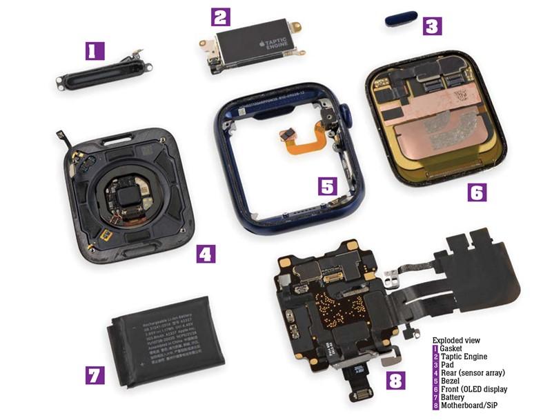 Apple Watch 6 teardown - inline 3
