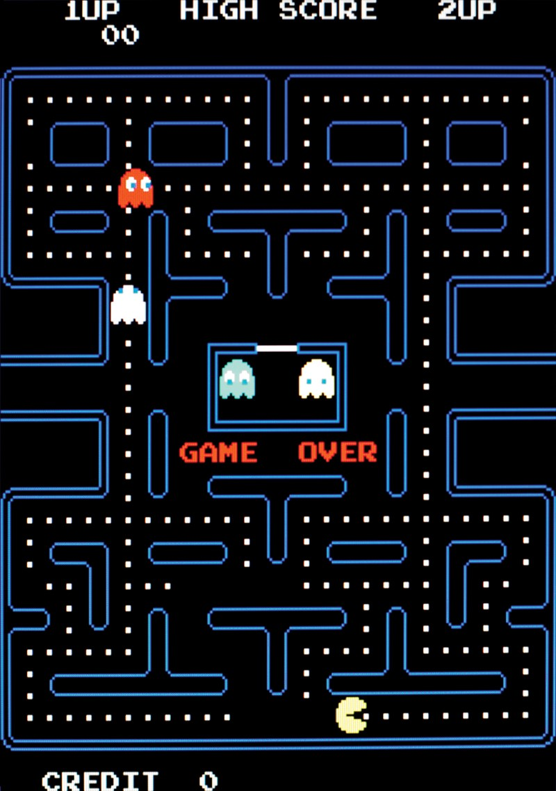 Gaming's golden age: top 10 retro-vintage arcade classics