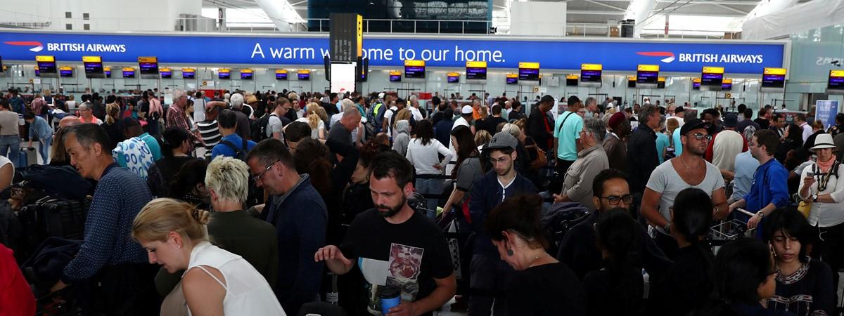 baggage blunders (british airways) essay Baggage blunders (british airways) more about essay south african airways case study baggage blunders (british airways) case study essay 2145 words.