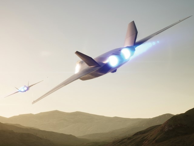 Future of war, part three: aerial combat, take to the skies | E&T