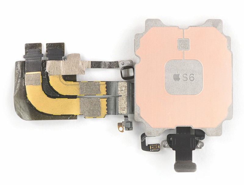 Apple Watch 6 teardown - inline 2