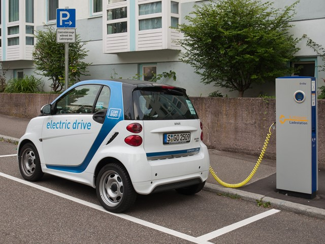 Electric Vehicle Super Network For Charging Planned Across Europe