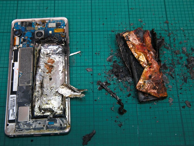 Lithium Ion Batteries Found To Produce Toxic Gases