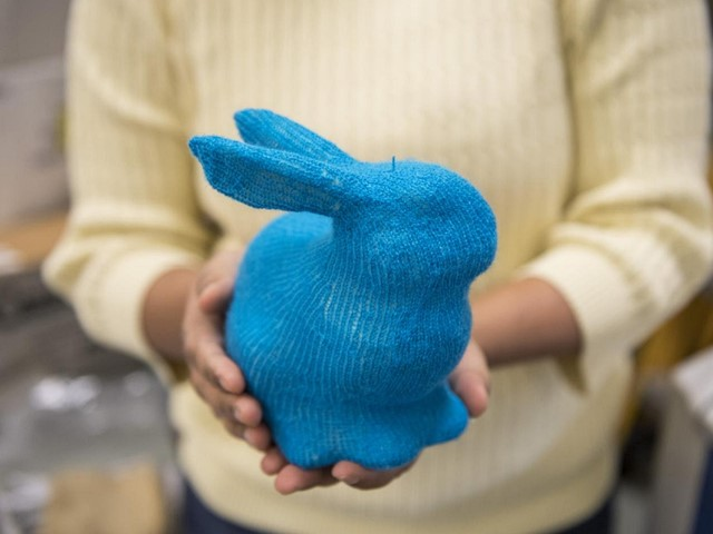 Algorithm Generates Knitting Patterns For Almost Any 3d Object Et