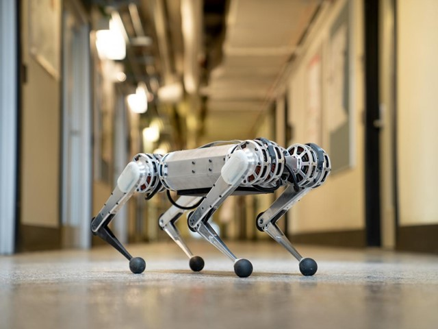 ef40df801b1 Cheetah-like robot boasts superior speed and mobility