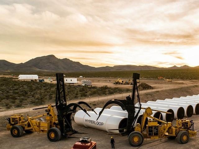 Dubai hopes for world's first Hyperloop network, signs deal