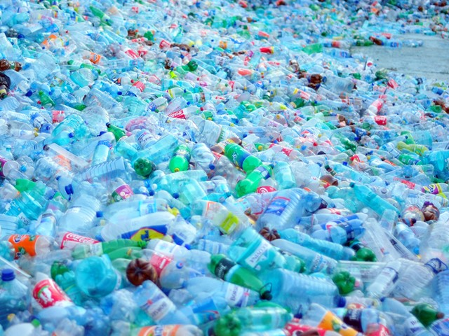 Plastic bottle waste converted into useful aerogels with new process