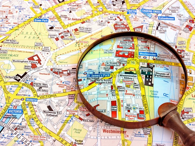 Central London Google Map.Google Tracks User Location Even When Forbidden Investigation Finds