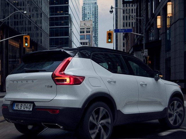 The Layman S Review Volvo Xc40 T4 Awd Inscription Pro Automatic