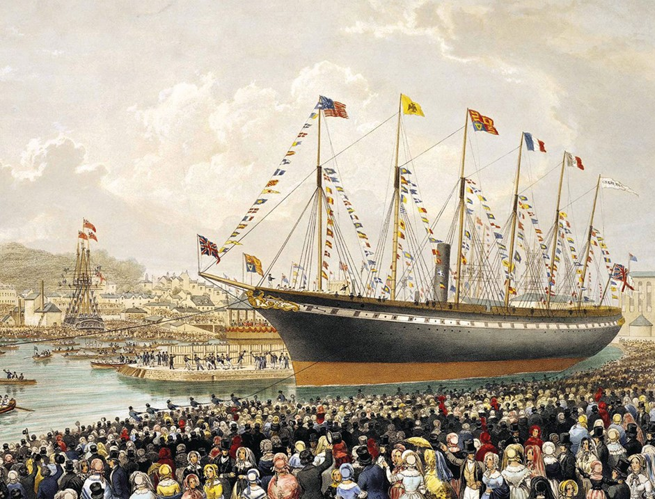 The eccentric engineer: Isambard Kingdom Brunel and the SS Great Britain |  E&T Magazine