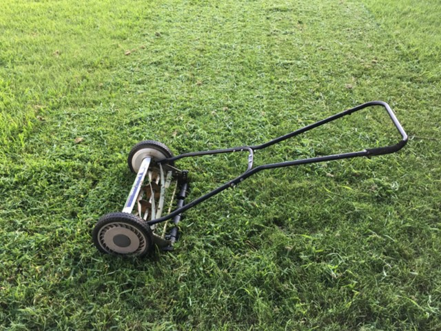 Classic Project: Cylinder 'reel' lawn mower | E&T Magazine