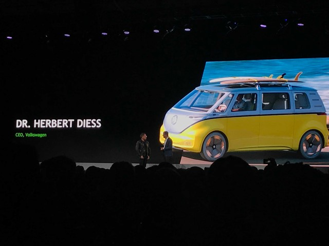 Volkswagen to use Nvidia's AI technology to control its self