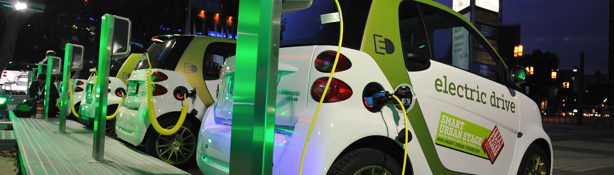 Electric-vehicle charging network sparks Europe-wide power struggle